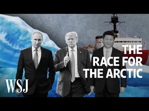High-Stakes Arctic Race