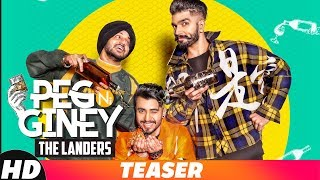 Teaser | Peg Ni Giney | The Landers |  Releasing On 15th Dec 2018 | Speed Records
