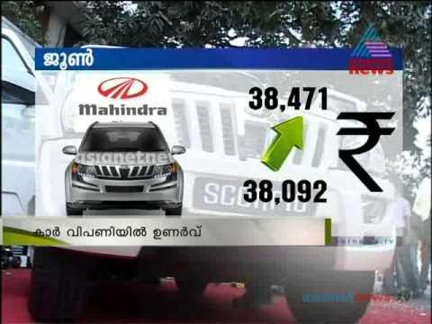 Maruti Suzuki jumps after strong sales in June: കാര് വിപണിയില് ഉണര്വ്വ്