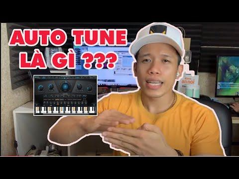 Auto Tune là gì ? Có dễ sử dụng không ? Có nên cài hay không ? Truyền Hữu Giải Đáp #1