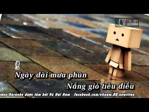 [Karaoke HD] Đông - Trúc Nhân(beat gốc)...Newtitan.vn