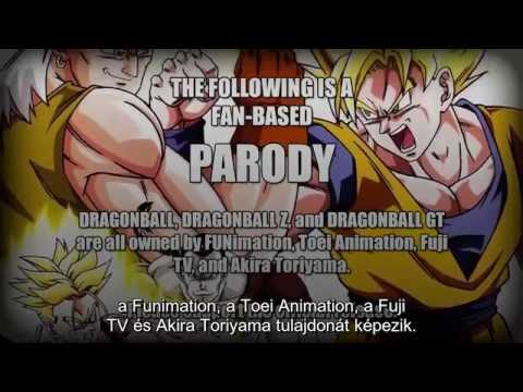DBZ Abridged - Super Android 13 film paródia /újra/javítva