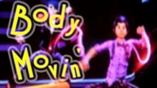 Dance Central 3 - Body Movin