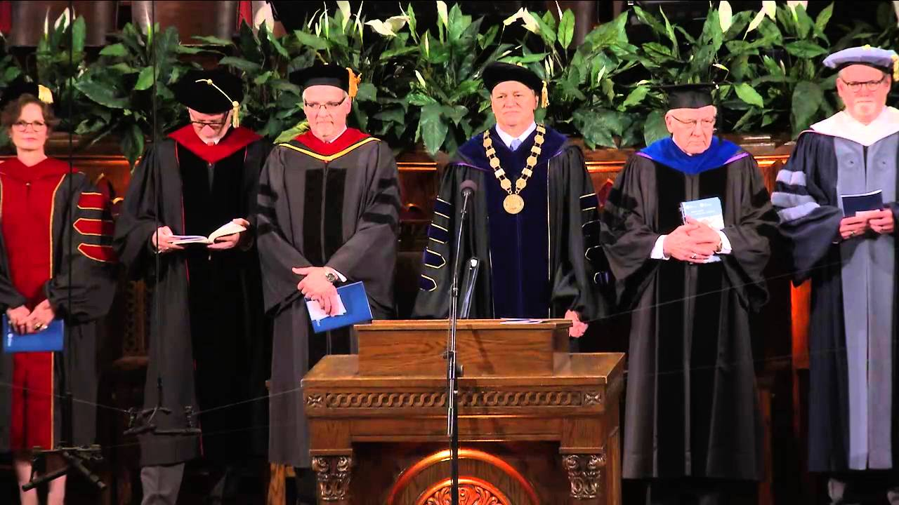 Moody Bible Institute - Class of 2015 Commencement - YouTube