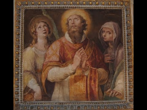 Ss. Tiburtius & Susanna (11 August)