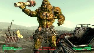 Fallout 3: If Teddy Bears he wants... [Behemoth vs. Teddy Bears]