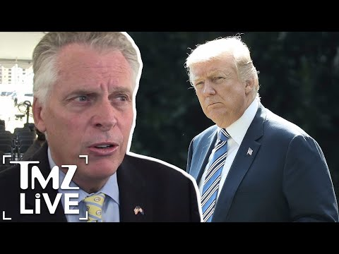 Gov. Terry McAuliffe Has A Clear Message For Donald Trump | TMZ Live