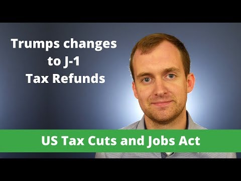 6 things every J-1 student needs to know about US tax