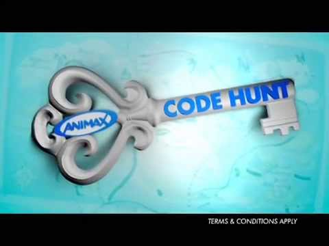Animax Code Hunt