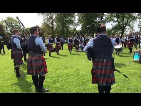 Field Marshal Montgomery 2018 New Medley (intro only) British 2018