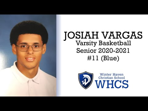 Josiah Vargas Vargas Highlights WHCS vs Oasis Christian Academy 12/4/2020