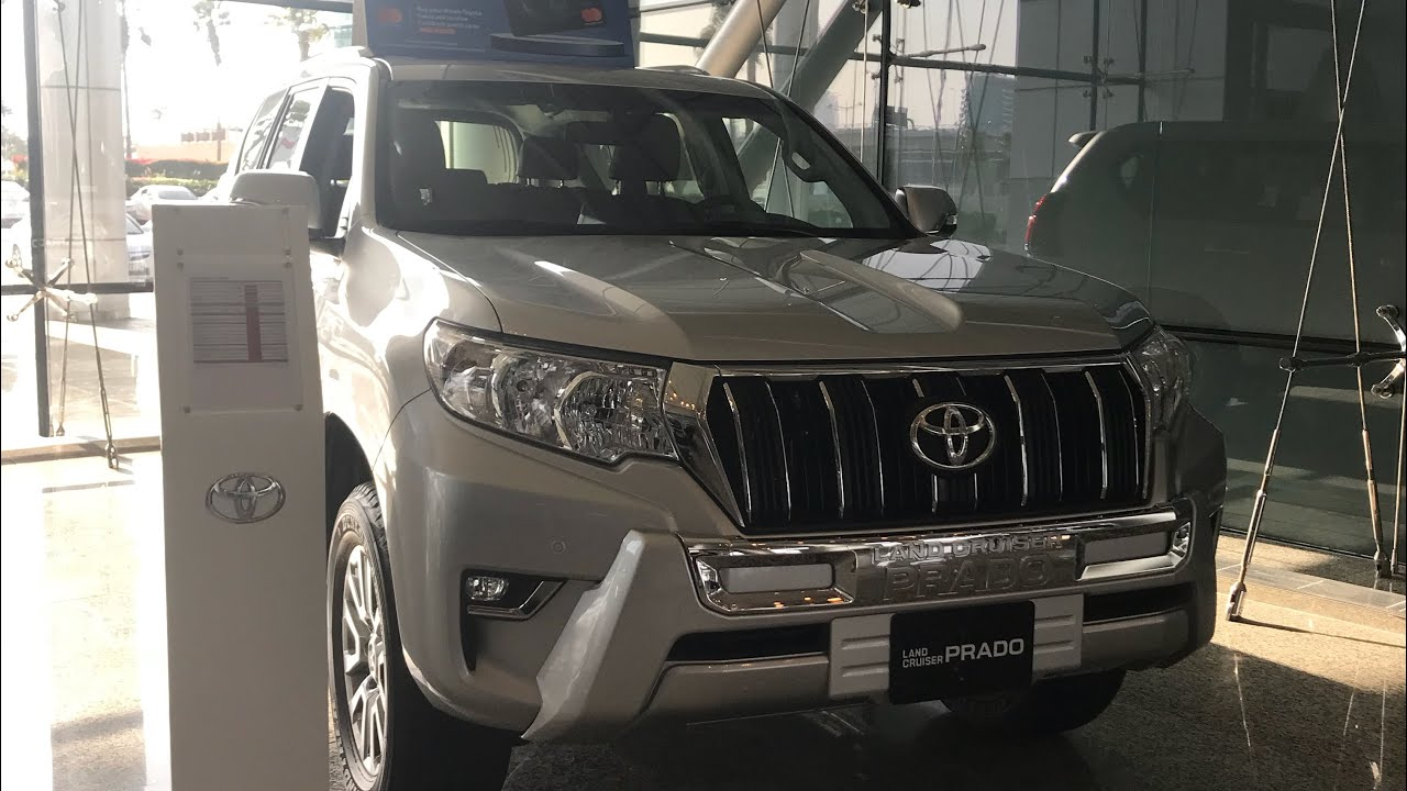 2019 Toyota Land Cruiser Prado Vxr 2 7l Full Option Awd Walk Around