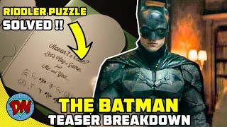 The Batman Teaser Breakdown in Hindi | DesiNerd
