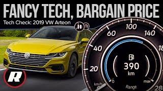 Tech Check: 2019 Volkswagen Arteon gets fancy with Digital Cockpit