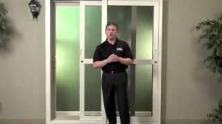 New Sliding Security Door! Better than sliding door lock, see why