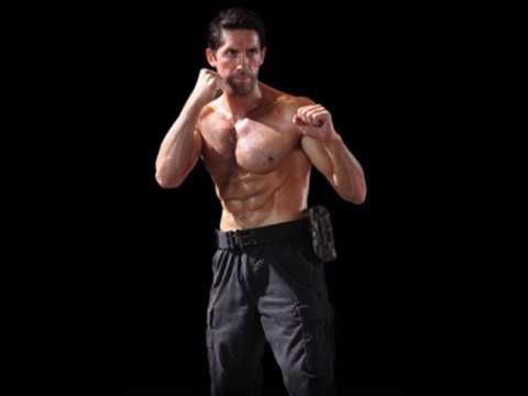 Скотт Эдкинс.. Самый совершенный кино боец 21 века... Тренировки и философия...