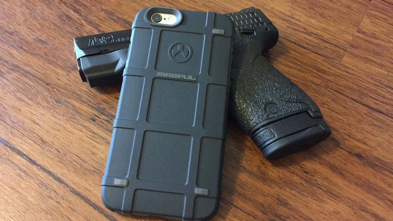 competitive price 5dd12 53ca6 Magpul iPhone 6/6s Bump Case Review