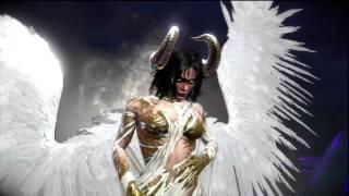 The Darkness II - True Ending, Meet Angeles HD Gameplay Playstation 3