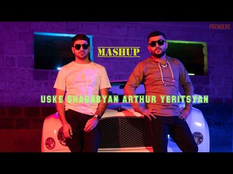 Arthur Yeritsyan ft. Uske Shababyan - MASHUP (Arm-Ezid) (2020)