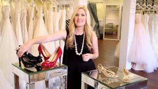 What Color Shoes Should I Wear for a Little Black Dress at a Wedding? : Wedding Fashion for Women