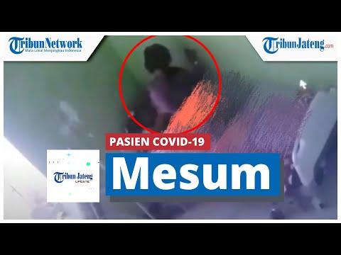 Viral Pasien Covid-19 Mesum di Ruang Isolasi RSUD