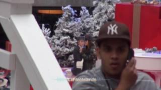 "Charice HD - ""Jingle Bell Rock"" Rehearsal, at Rockefeller Center, New York Nov 29, 2010"