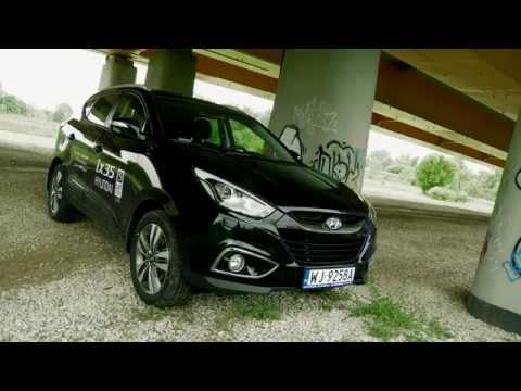 Nowy Hyundai ix35 2,0 GDI test teledysk