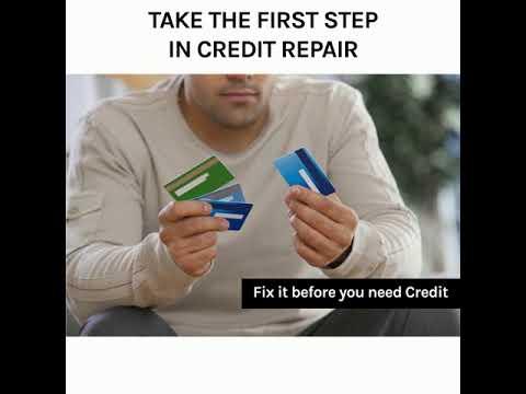 do it yourself credit repair - do it yourself credit repair