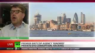 BBC Silent - Serious and Organised Crime Agency [SOCA] completely corrupt and aiding criminals