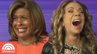 Kathie Lee Gifford Plays 'The Newlywed Game' With Hoda Kotb | TODAY