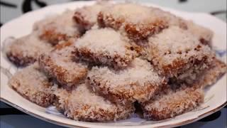 10 मिनट में बनाये बिना खोये और दूध के ये मिठाई स्वाद ऐसा कि दिल खुश हो जाएगा, Bread coconut sweet