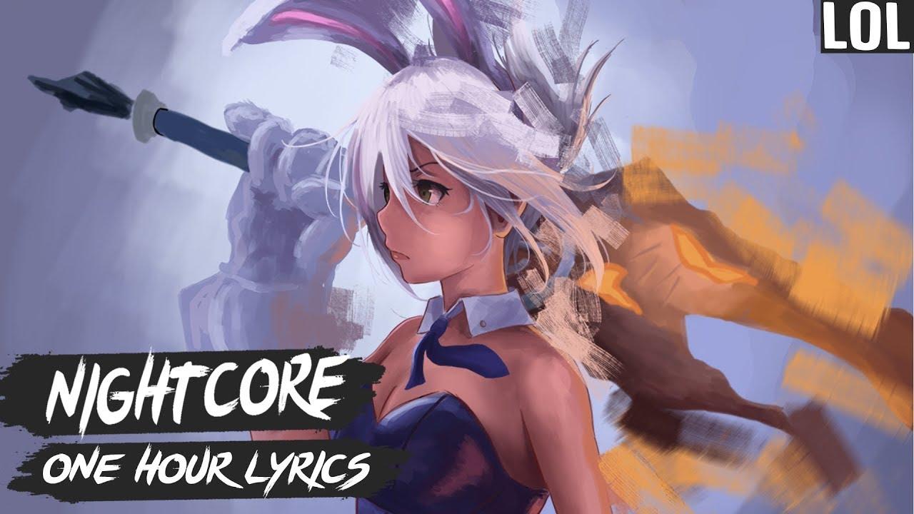 All nightcore YouTube Music 2019 Music Lyrics ve EDM