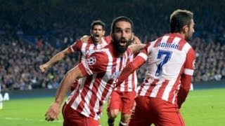 Chelsea vs Atletico Madrid 1-3 All Goals and Full Highlights 30-04 2014