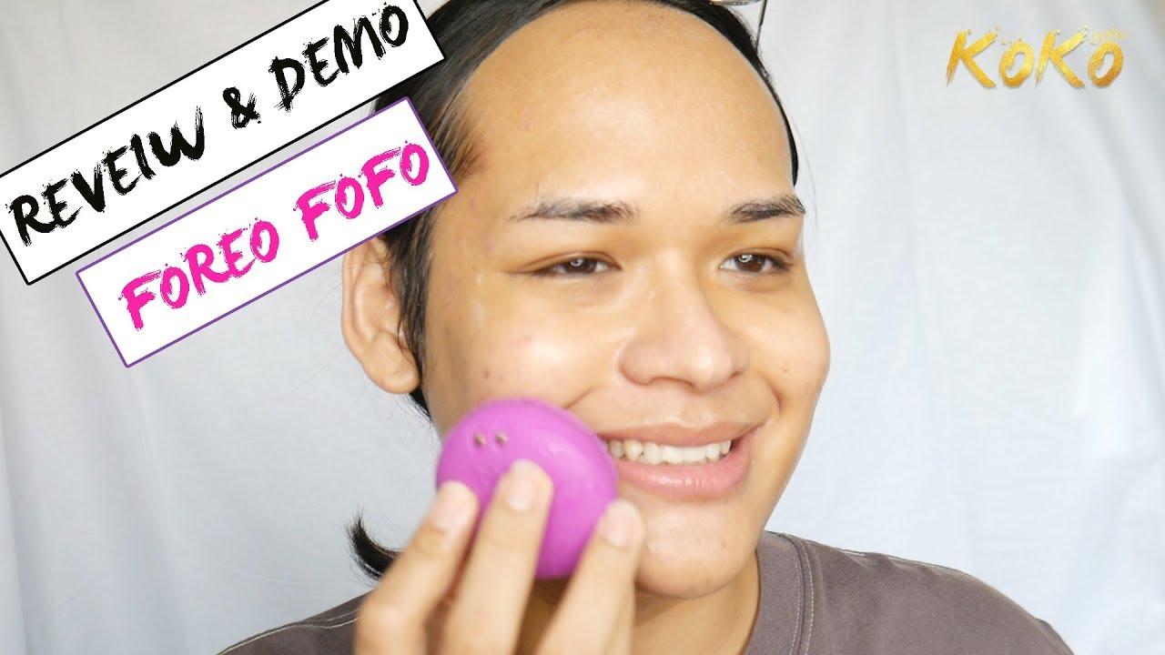 Review & Demo : FOREO FOFO ทำอะไรได้บ้าง ต่างจากรุ่นอื่นอย่างไร ?
