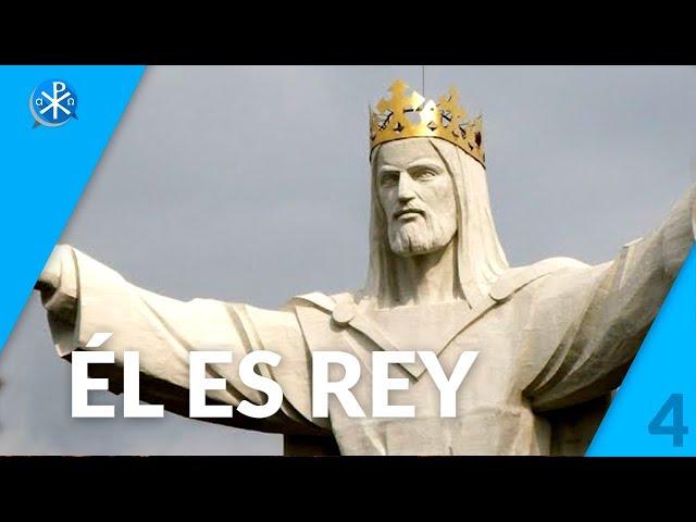 Él es Rey   Perseverancia - P. Gustavo Lombardo