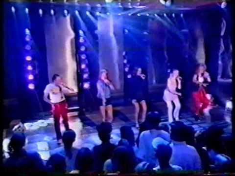 1996.08.23. Spice Girls - Top Of The Pops - Wannabe