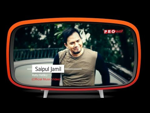 Saipul Jamil - Ratu Hatiku (Official Music Video)