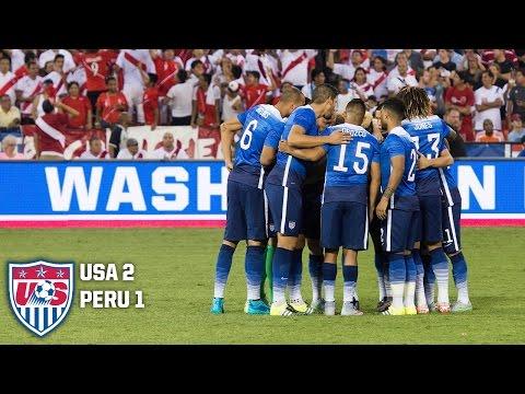 MNT vs. Peru: Highlights - Sept. 4, 2015