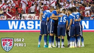 MNT vs. Peru: Highlights - Sept. 4, 2015