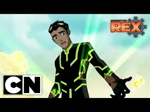 Generator Rex - Heroes United, Part 2 (Preview) Clip 2