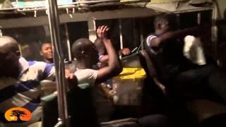 #TGPR15 Après le dépouillement, convoyage des résultats de la probable défaite de Faure GNASSINGBE