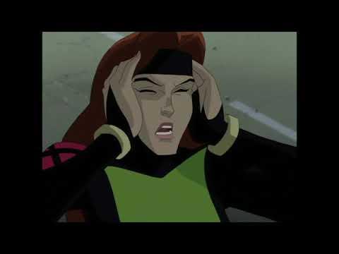 X-Men Evolution Female Action Scenes Part 13