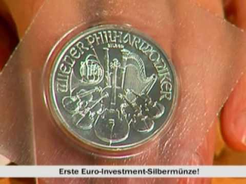 www.Reppa.de - Einzige Euro-Anlagemünze Silber...