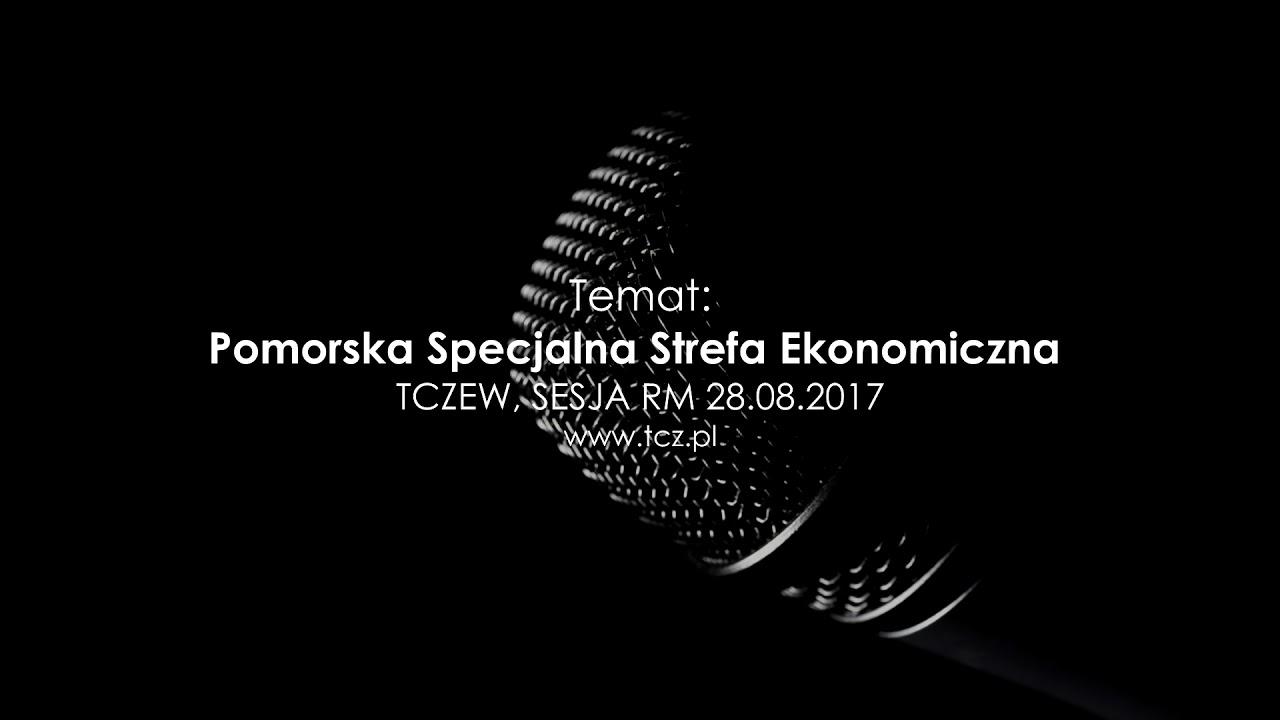 Tczew, temat: Pomorska Specjalna Strefa Ekonomiczna