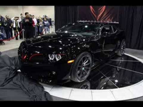2015 Firebreather New Pontiac Firebird Concept -- 2015 ...