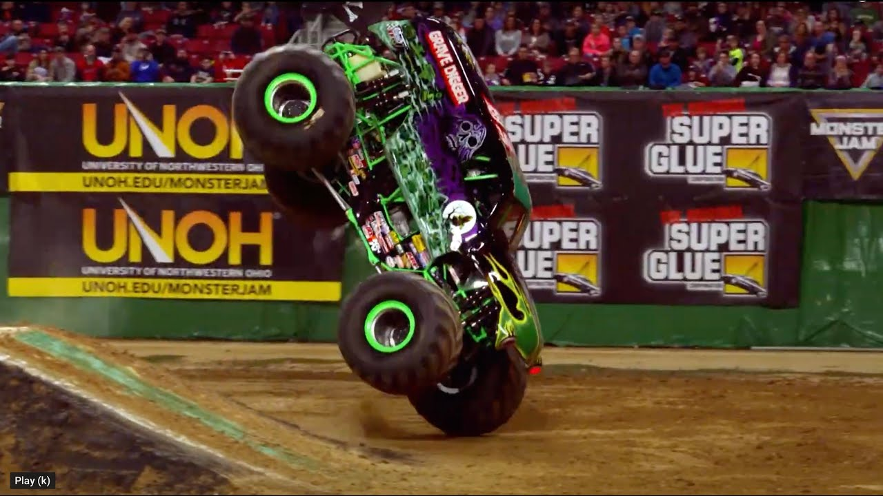 Download Monster Jam - 2020 - The Dome at America's Center - St. Louis, MO