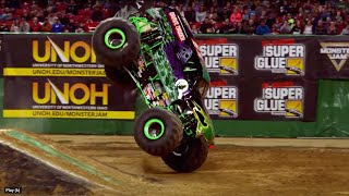 Monster Jam - 2020 - The Dome at America's Center - St. Louis, MO