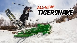 The All-New 2016 LINE SKIS Tigersnake