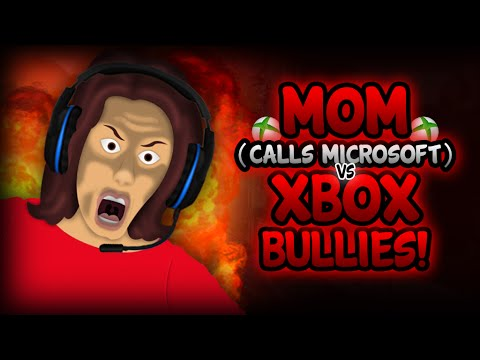 MOM vs BULLY on Xbox Live! (Calls Microsoft)