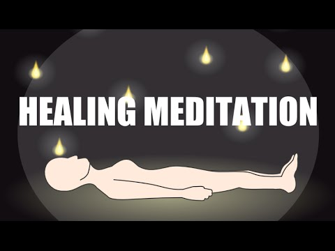Healing Meditation of Golden Light - Healing of Body from Disease and Illness